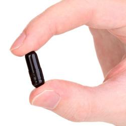 白い歯キープ!ダイエットにも!真っ黒なカプセルに隠れた活性炭の力