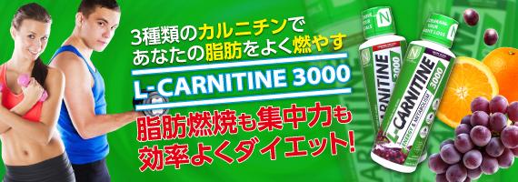 NutraKey社 L-カルニチン