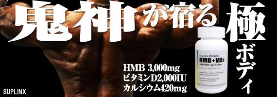 HMB+VD3鬼神