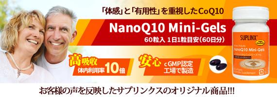 ナノQ10 Mini-Gels