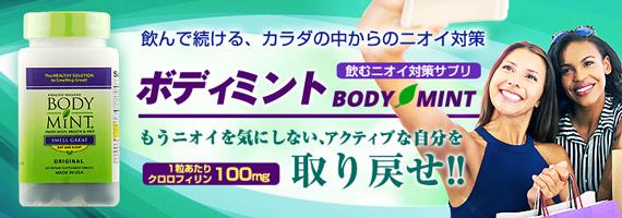 ボディミント body mint