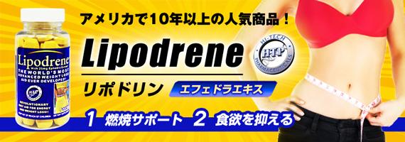 【次回入荷未定】【メーカー正規品】リポドリン(エフェドラエキス25mg含有)【黄色】