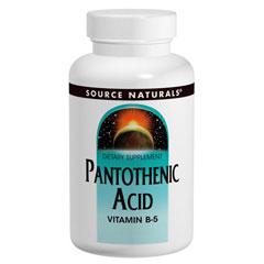 パントテン酸(ビタミンB5) 500mg