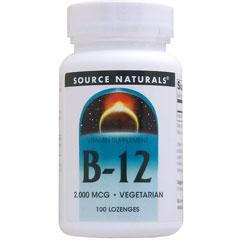 ビタミンB12 2000mcg トローチ