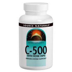 ビタミンC500 + ローズヒップ