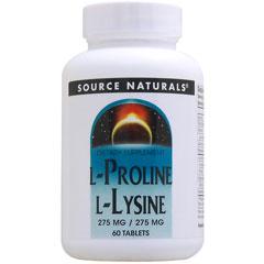 Lプロリン 275mg&Lリジン 275mg