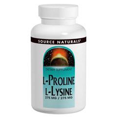 [ お得サイズ ] Lプロリン 275mg&Lリジン 275mg