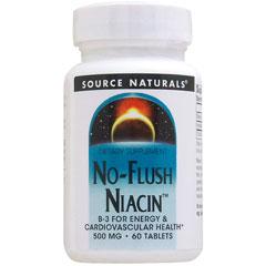 ノーフラッシュナイアシン(ビタミンB3)