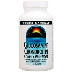 [ お得サイズ ] グルコサミン コンドロイチン + MSM