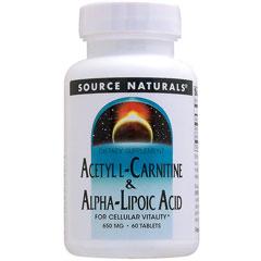 [ お得サイズ ] アセチル Lカルニチン&アルファリポ酸 650mg