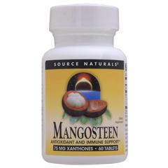 マンゴスチン(キサントン75mg含有) 60粒