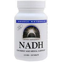 ☆≪販売終了≫NADH 2.5mg(エネルギーとメンタルサポートに)