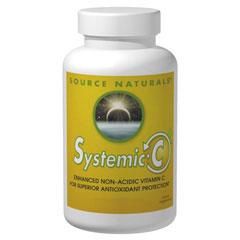 システミックC(高吸収無酸型ビタミンC 1000mg/アルファリポ酸、ケルセチン配合)