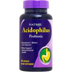 アシドフィルス 100mg(1粒に10億個乳酸菌含有)
