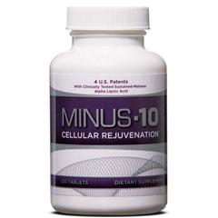 マイナス10(アルファリポ酸&ビオチン)