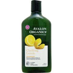 アバロンオーガニック シャンプー レモン(クラリファイニング)