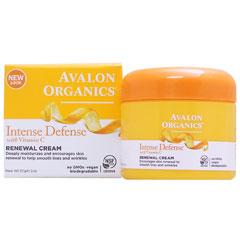 インテンスディフェンス(ビタミンC配合)リニューアルクリーム(乾燥肌/フェイシャルクリーム)