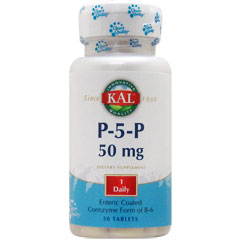 P-5-P(活性型ビタミンB6)