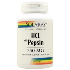 塩酸+ペプシン