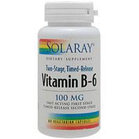 2段階タイムリリース型 ビタミンB6