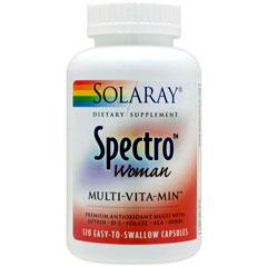 【定期購入あり】スペクトロ ウーマン(70種類以上の成分が凝縮 女性用マルチビタミン&ミネラル)