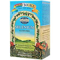 ☆≪販売終了≫フードソース セレニウム(100%食物由来)