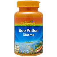 ビーポーレン(蜂花粉)580mg