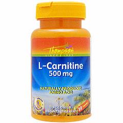 Lカルニチン 500mg