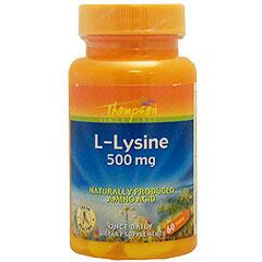 Lリジン 500mg