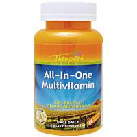 オールインワン マルチビタミン&ミネラル(鉄含有タイプ)