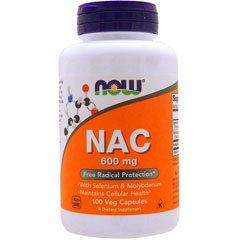NAC(Nアセチル システイン)600mg