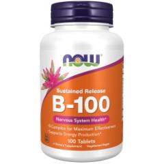 ビタミンB100 コンプレックス(タイムリリース型)