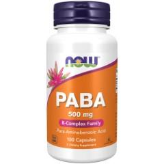PABA 500mg(パラアミノ安息香酸)