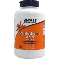 [ お得サイズ ] パントテン酸(ビタミンB5) 500mg