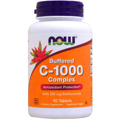 ビタミンC 1000mg + バイオフラボノイド250mg