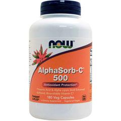 [ お得サイズ ] アルファソーブC 500mg (トレオン酸&アルファリポ酸強化型ビタミンC)