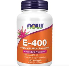 ビタミンE 400IU+セレニウム