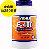☆≪販売終了≫[ お得サイズ ] ビタミンE 400IU+セレニウム