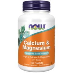 【定期購入あり】カルシウム マグネシウム 100粒