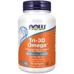 トリ3Dオメガ(フィッシュオイル+ビタミンD)
