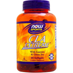 CLAエクストリーム(スーパー共役リノール酸、ガラナ、グリーンティー配合)