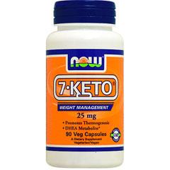 7KETO(7ケトー/改良型DHEA) 25mg