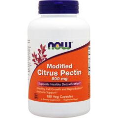 モディファイド シトラス ペクチン 800mg(柑橘由来の低分子水溶性食物繊維)