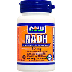 NADH 10mg(還元型ベータニコチンアミド アデニン ジヌクレオチド)