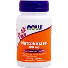 ナットウキナーゼ(納豆菌酵素) 100mg
