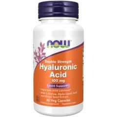 ヒアルロン酸 100mg (プロリン、アルファリポ酸、ブドウ種子エキス含有)