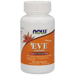 イヴ/イブ 女性用鉄抜きマルチビタミン&ミネラル カプセル