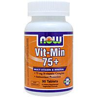 ☆≪販売終了≫ビタミン&ミネラル 75プラス(ビタミンB高含有マルチビタミン&ミネラル)