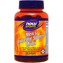 メンズ エクストリーム スポーツマルチ(男性用マルチビタミン&ミネラル)