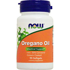 オレガノオイル (カルバクロール55%以上配合)